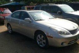 Very Clean Nigerian used Lexus ES 2005