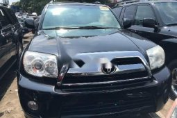 Extremely Neat Foreign used Toyota 4-Runner 2007