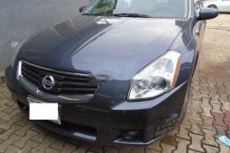 Nigerian Used 2008 Nissan Maxima for sale
