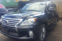 Clean Foreign used Lexus LX 2014