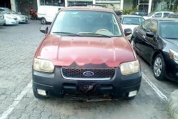 Very Clean Nigerian used Ford Escape 2004