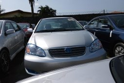 Extremely Neat Foreign used 2004 Toyota Corolla