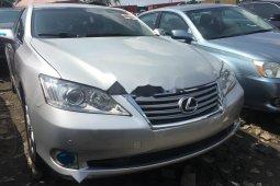 Foreign used Lexus ES 2010