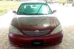 Very Clean Nigerian used Toyota Camry 2003