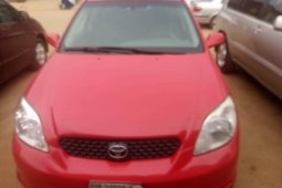 Nigerian Used 2004 Toyota Matrix for sale in Lagos
