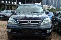 Well Maintained Nigerian used Lexus GX 2004