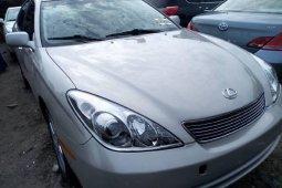 Very Sharp Tokunbo Lexus ES 2005