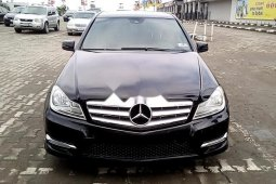 Very Clean Nigerian used Mercedes-Benz C300 2013