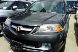 Extremely Neat Foreign used Acura MDX 2008