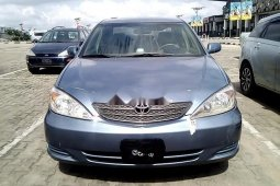 Nigerian Used Toyota Camry 2002 for sale
