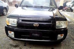 Nigerian Used 2001 Infiniti QX for sale