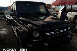 Foreign Used Mercedes-Benz G63 2012 Automatic
