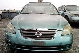 Nigeria Used Nissan Altima 2002 Model Blue