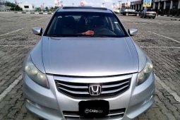 Nigerian Used 2010 Honda Accord for sale