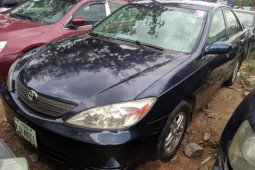 Super Clean Nigerian used Toyota Camry 2004