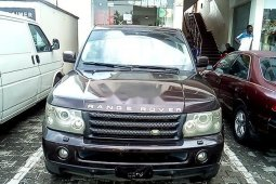 Nigerian Used Land Rover Range Rover Sport 2007