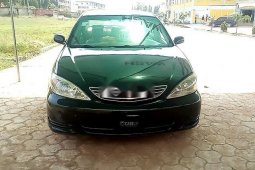Nigerian Used 2006 Toyota Camry Petrol Automatic
