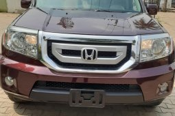 Foreign Used 2009 Honda Pilot for sale