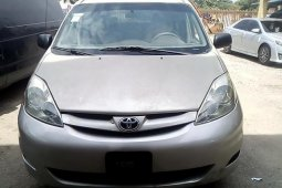 Nigerian Used 2006 Toyota Sienna for sale