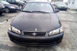 Nigeria Used Toyota Camry 2001 Model Black