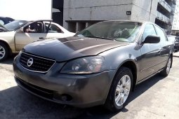 Nigerian Used 2005 Nissan Altima for sale