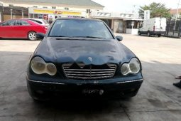 Clean Nigerian used Mercedes-Benz C240 2002