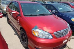 Very Clean Foreign used Toyota Corolla 2007