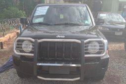 Nigeria Used Jeep Patriot 2008 Model Black