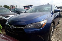 Very Clean Foreign used 2015 Toyota Camry