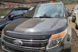 Foreign Used 2013 Ford Explorer for sale