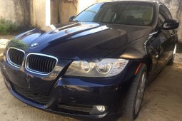 Foreign Used BMW 323i 2009 Model Blue