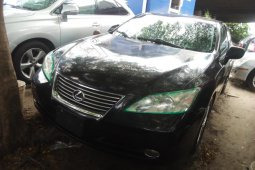 Very Clean Foreign used 2007 Lexus ES