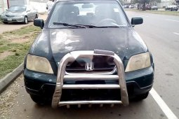 Super Clean Nigerian used Honda CR-V 2001