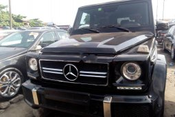 Foreign Used 2014 Mercedes-Benz G-Class Petrol