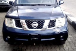 Nigerian Used Nissan Pathfinder 2006 for sale