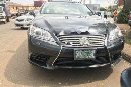 Nigeria Used Lexus ES 2007 Model Gray
