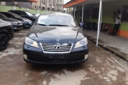Neat Nigerian used Lexus ES 2007