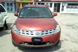 Nigerian Used 2003 Nissan Murano for sale