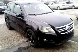 Very Clean Foreign used Volkswagen Tiguan 2009