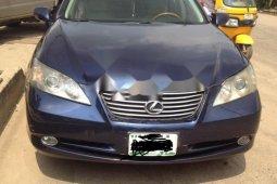 Clean Nigerian used 2007 Lexus ES