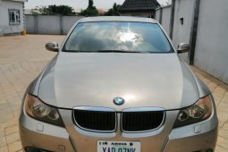 Nigerian Used 2007 BMW 328i Automatic Petrol well maintained