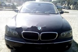 Super Clean Nigerian used BMW 7 Series 2006