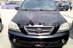 Nigeria Used Kia Sorento 2006 Model Black