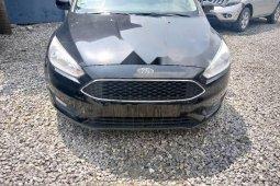 Nigeria Used  Ford Focus 2015 Model Black