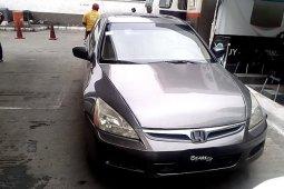 Nigeria Used  Honda Accord 2007 Model Black