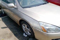 Neat Nigerian used 2007 Honda Accord