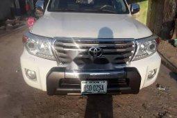 Very Clean Nigerian used 2014 Toyota Land Cruiser