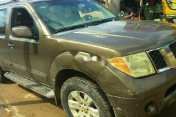 Well Maintained Nigerian used Nissan Pathfinder 2005