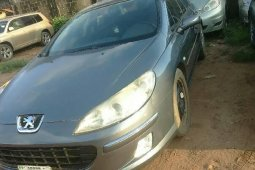 Well Maintained Nigerian used 2007 Peugeot 407