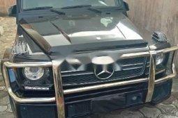 Nigeria Used Mercedes-Benz G-Class 2007 Model Black